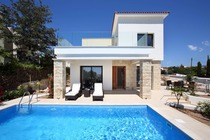 Luxury 3 bedroom beach villa with private pool.
